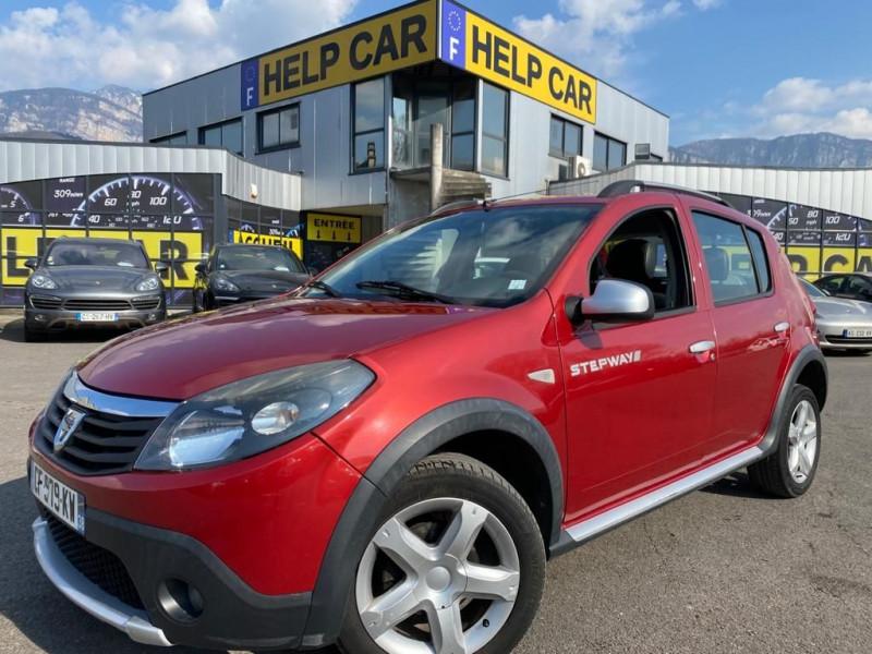 Photo 1 de l'offre de DACIA SANDERO 1.5 DCI 90CH FAP STEPWAY EURO 5 à 6990€ chez Help car