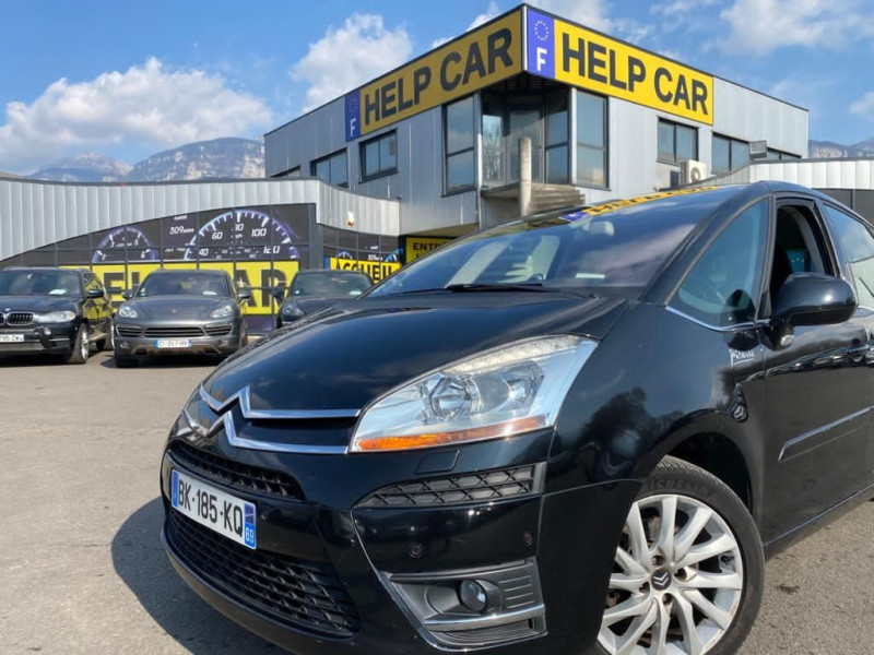 Photo 1 de l'offre de CITROEN C4 PICASSO 2.0 HDI138 FAP EXCLUSIVE BAA à 4490€ chez Help car