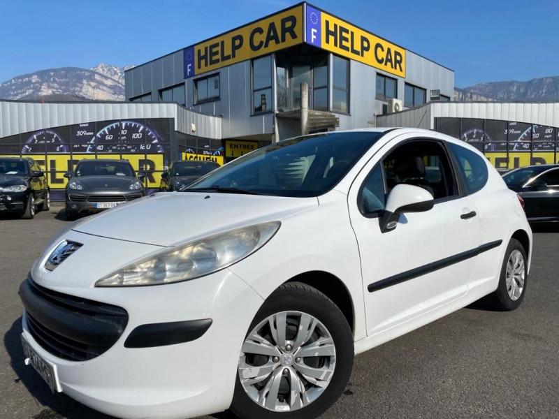Peugeot 207 1.4 HDI 70 FAP PACK CD CLIM Diesel BLANC Occasion à vendre