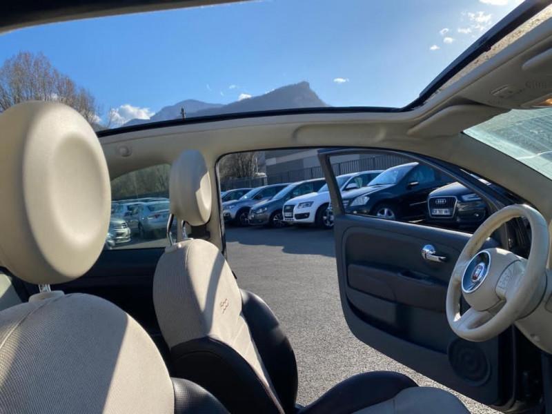 Photo 5 de l'offre de FIAT 500C 0.9 8V TWINAIR 85CH S&S LOUNGE BVA à 10490€ chez Help car