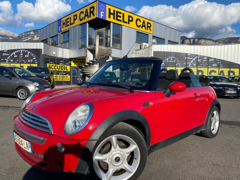Photo 1 de l'offre de MINI CABRIO COOPER 115CH à 8990€ chez Help car