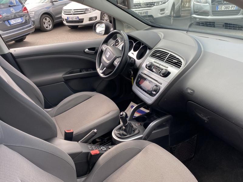 Photo 3 de l'offre de SEAT ALTEA XL 1.6 TDI105 FAP REFERENCE E-ECOMOTIVE à 5490€ chez Help car