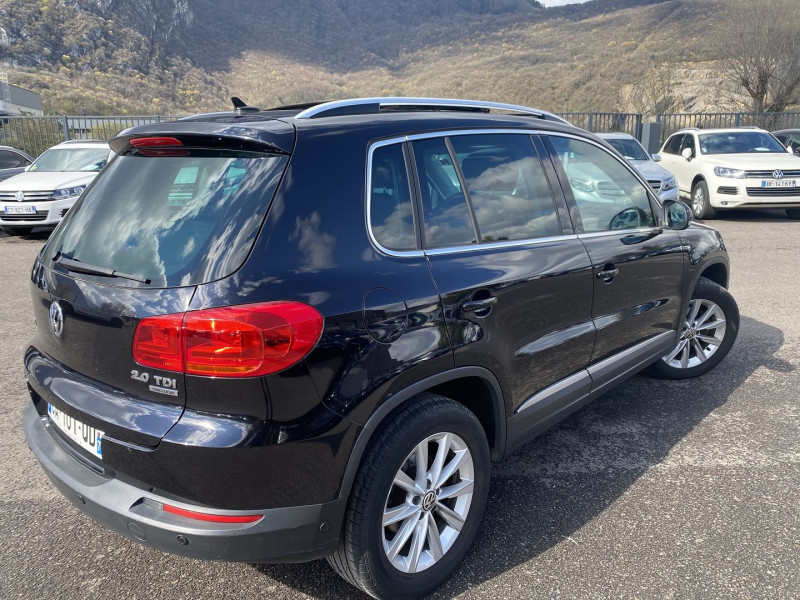 Photo 2 de l'offre de VOLKSWAGEN TIGUAN 2.0 TDI 140CH BLUEMOTION TECHNOLOGY FAP CARAT 4MOTION DSG7 à 14990€ chez Help car