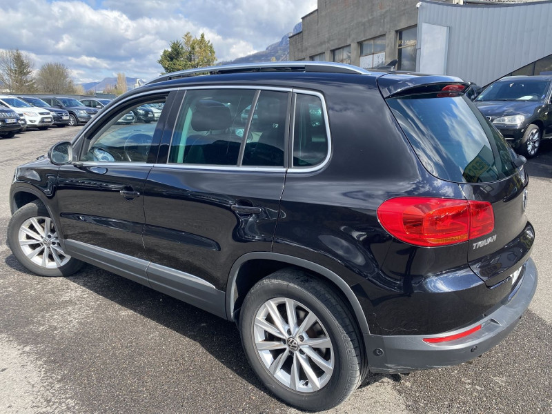 Photo 3 de l'offre de VOLKSWAGEN TIGUAN 2.0 TDI 140CH BLUEMOTION TECHNOLOGY FAP CARAT 4MOTION DSG7 à 14990€ chez Help car