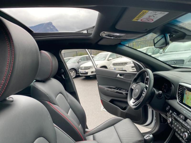 Photo 6 de l'offre de KIA SPORTAGE 1.6 CRDI 136CH ISG GT LINE 4X2{2018/07 - 2020/02} à 28990€ chez Help car