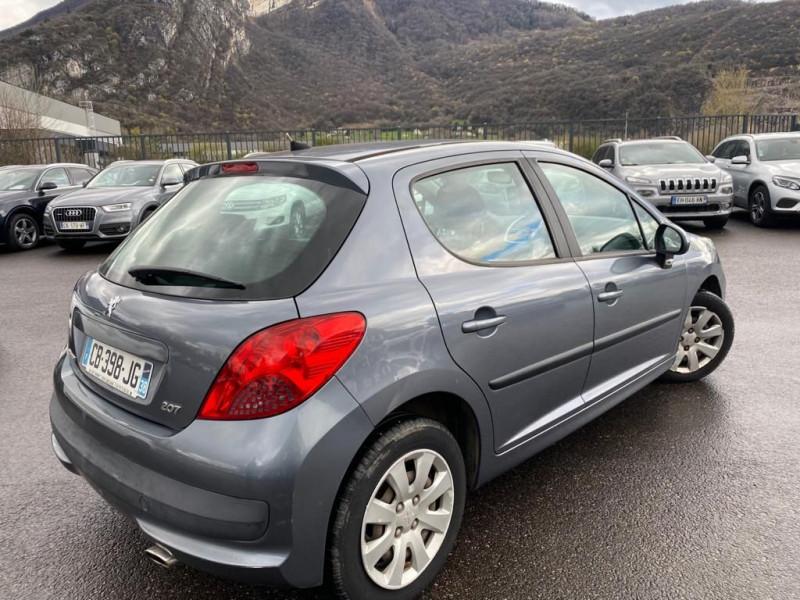 Peugeot 207 1.6 HDI90 STYLE 5P Diesel GRIS F Occasion à vendre