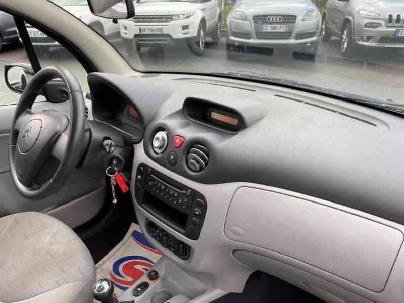 Photo 3 de l'offre de CITROEN C3 1.4 PACK CLIM 5P à 5990€ chez Help car