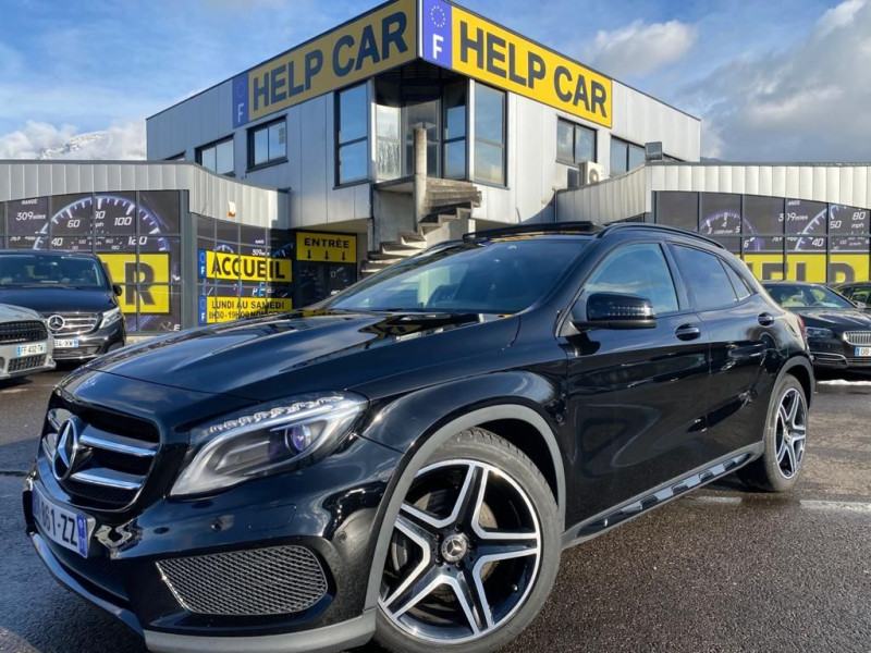 Photo 1 de l'offre de MERCEDES-BENZ CLASSE GLA (X156) 220 CDI FASCINATION 4MATIC 7G-DCT à 23490€ chez Help car