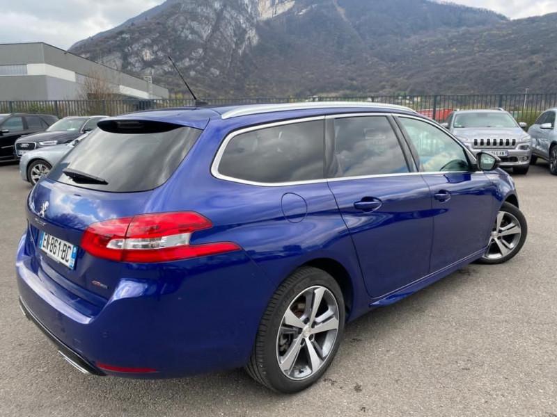 Photo 3 de l'offre de PEUGEOT 308 SW 2.0 BLUEHDI 150CH S&S GT LINE EAT6 à 16990€ chez Help car