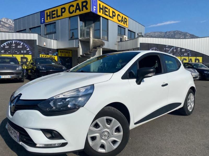 Renault CLIO IV STE 1.5 DCI 75CH ENERGY AIR EURO6 Diesel BLANC Occasion à vendre
