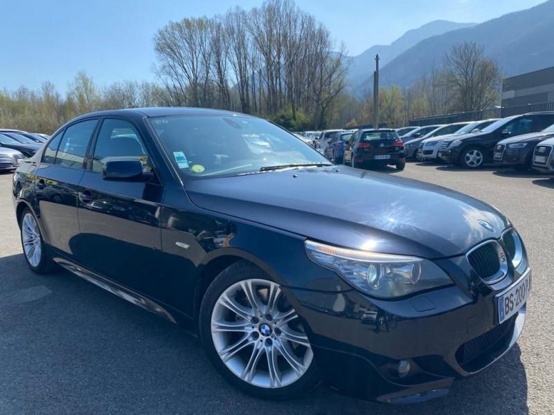 Photo 2 de l'offre de BMW SERIE 5 (E60) 520D 177CH SPORT DESIGN à 11490€ chez Help car