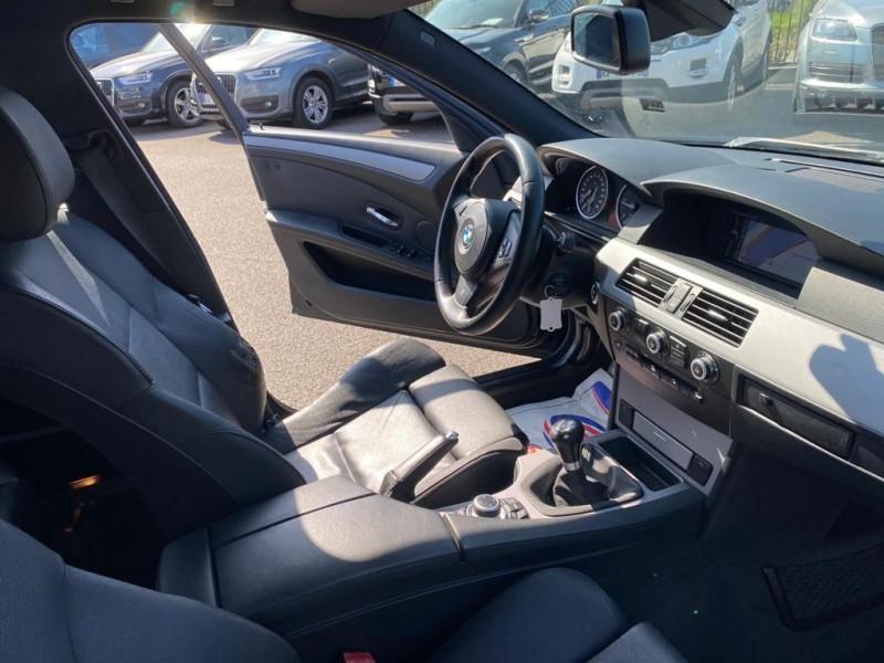 Photo 5 de l'offre de BMW SERIE 5 (E60) 520D 177CH SPORT DESIGN à 11490€ chez Help car