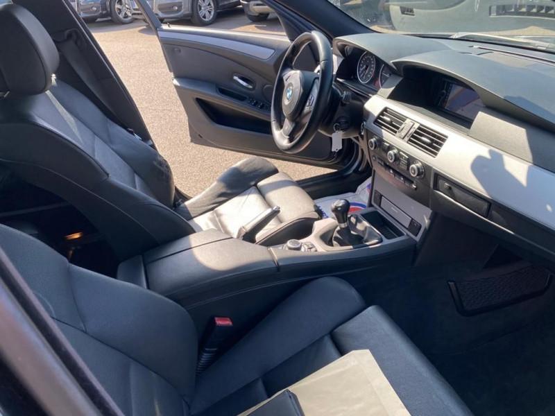 Photo 4 de l'offre de BMW SERIE 5 (E60) 520D 177CH SPORT DESIGN à 11490€ chez Help car