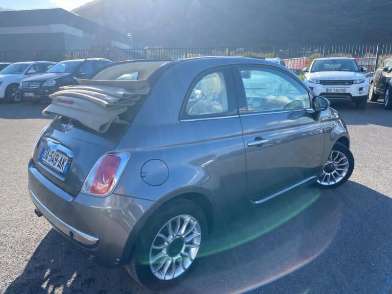 Photo 3 de l'offre de FIAT 500C 0.9 8V TWINAIR 85CH S&S LOUNGE BVA à 10490€ chez Help car