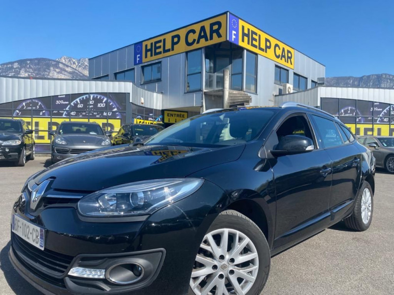 Photo 1 de l'offre de RENAULT MEGANE III ESTATE 1.5 DCI 110CH ZEN EDC ECO² 2015 à 9990€ chez Help car
