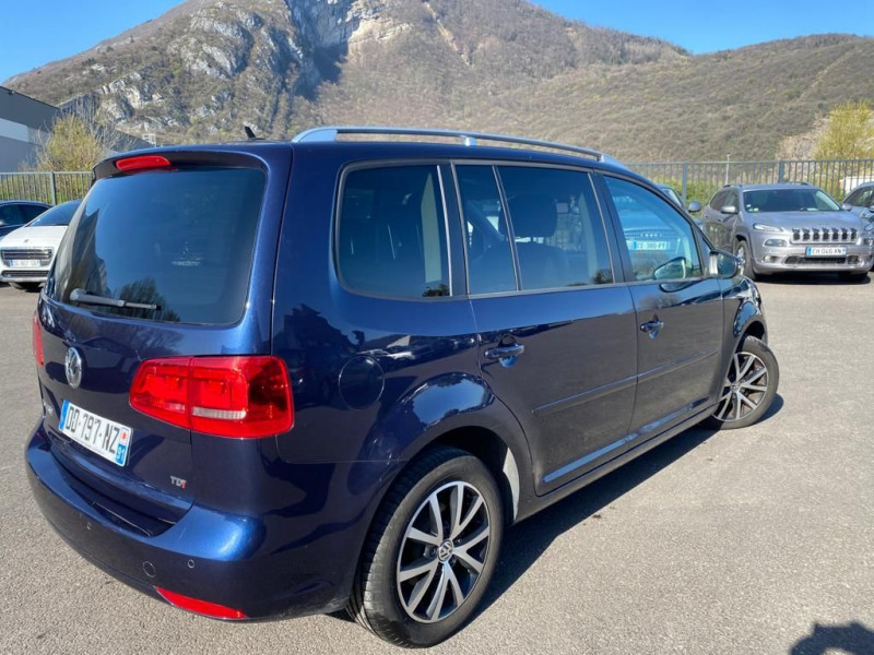 Photo 3 de l'offre de VOLKSWAGEN TOURAN 1.6 TDI 105CH BLUEMOTION TECHNOLOGY FAP CONFORTLINE à 9990€ chez Help car