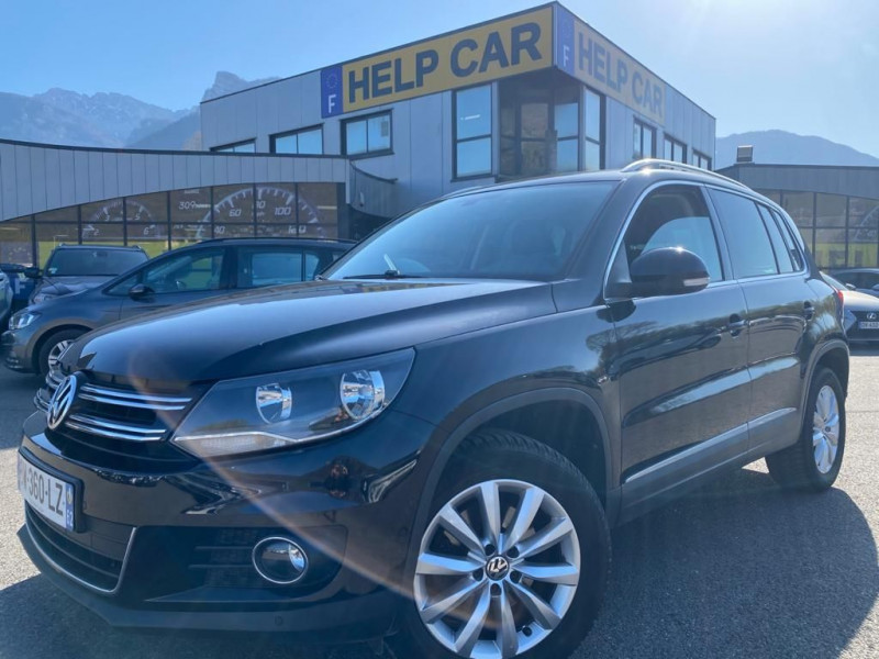 Photo 1 de l'offre de VOLKSWAGEN TIGUAN 2.0 TDI 140CH BLUEMOTION TECHNOLOGY FAP SPORTLINE 4MOTION à 12990€ chez Help car