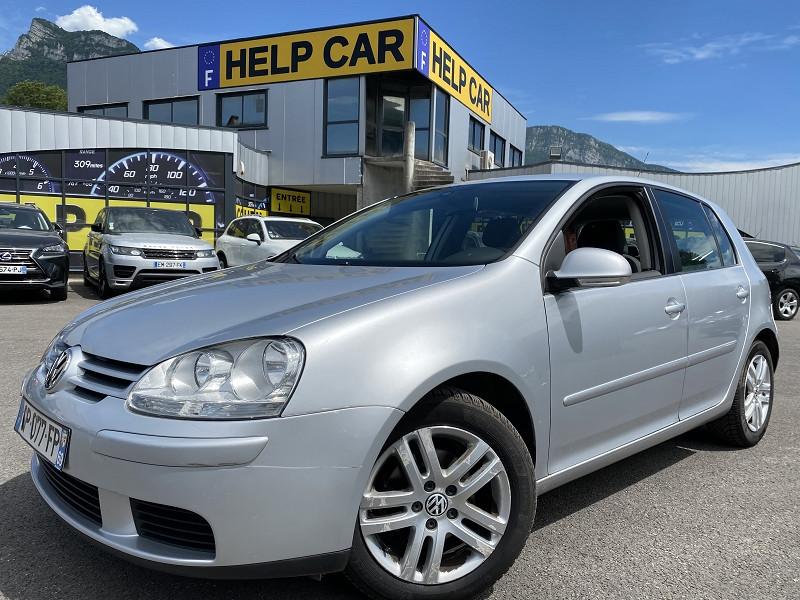Volkswagen GOLF V 1.9 TDI 105CH DPF CONFORTLINE DSG7 5P Diesel GRIS Occasion à vendre