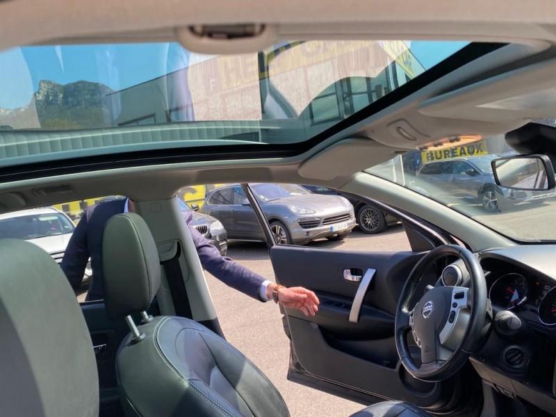 Photo 5 de l'offre de NISSAN QASHQAI 1.6 DCI 130CH FAP STOP&START TEKNA à 11990€ chez Help car