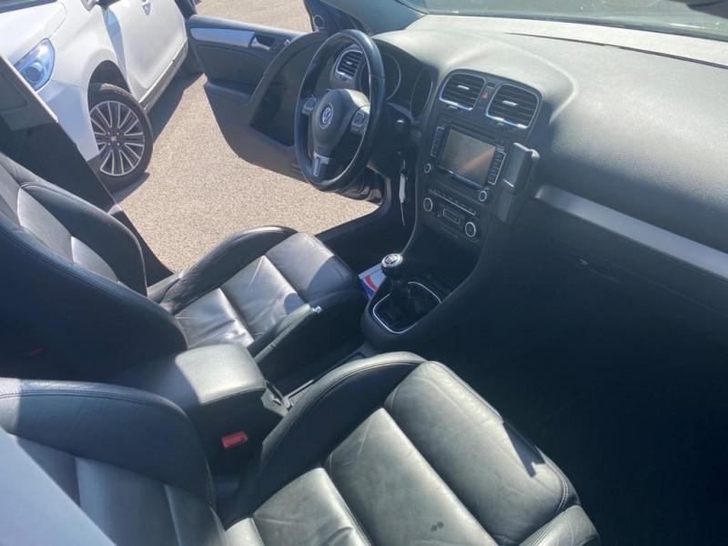 Photo 4 de l'offre de VOLKSWAGEN GOLF VI 2.0 TDI 140CH FAP CARAT EDITION 4MOTION 5P à 8990€ chez Help car