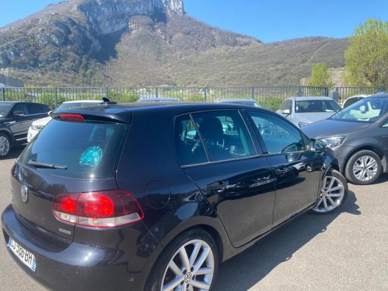 Photo 3 de l'offre de VOLKSWAGEN GOLF VI 2.0 TDI 140CH FAP CARAT EDITION 4MOTION 5P à 8990€ chez Help car