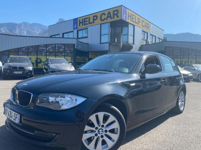 Photo 1 de l'offre de BMW SERIE 1 (E81/E87) 118D 143CH CONFORT 5P à 6990€ chez Help car