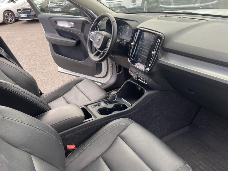 Photo 4 de l'offre de VOLVO XC40 D4 AWD 190CH ADBLUE FIRST EDITION GEARTRONIC 8 à 25990€ chez Help car