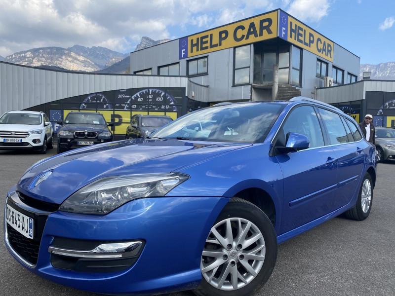 Renault LAGUNA III ESTATE 1.5 DCI 110CH BUSINESS EDC ECO² Diesel BLEU Occasion à vendre