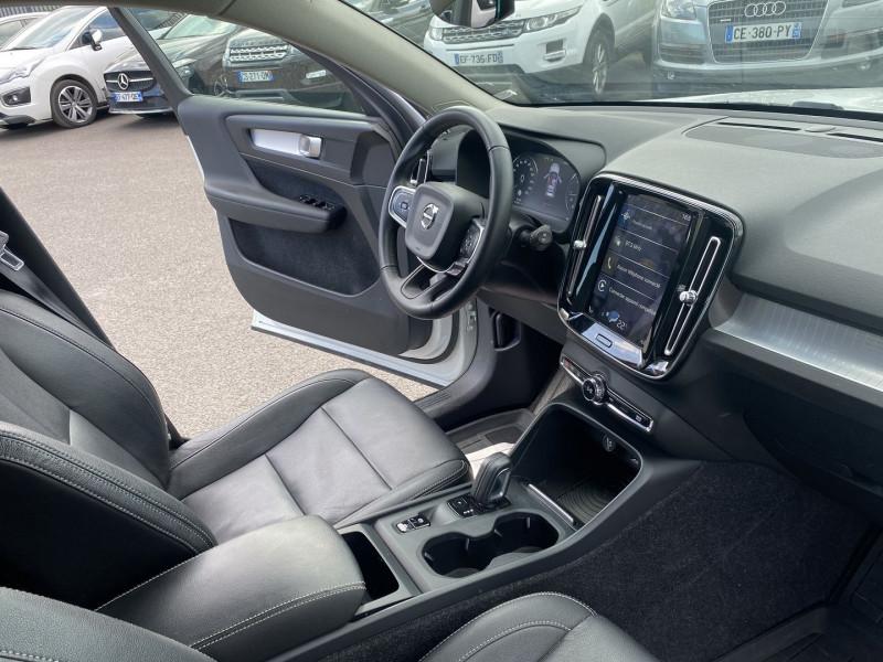 Photo 5 de l'offre de VOLVO XC40 D4 AWD 190CH ADBLUE FIRST EDITION GEARTRONIC 8 à 25990€ chez Help car