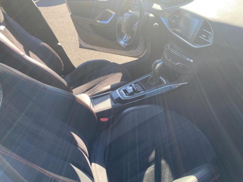 Photo 5 de l'offre de PEUGEOT 308 SW 1.2 PURETECH 130CH S&S GT LINE EAT6 à 14990€ chez Help car