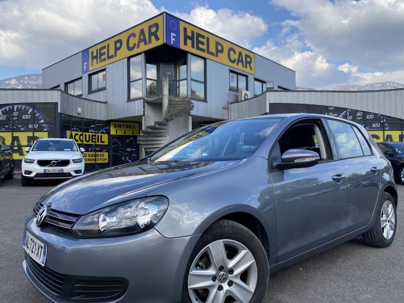 Volkswagen GOLF VI 1.4 TSI 122CH CONFORTLINE 5P Essence ANTHRACITE Occasion à vendre