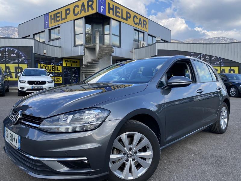 Volkswagen GOLF VII 1.4 TSI 125CH BLUEMOTION TECHNOLOGY CONFORTLINE BUSINESS 5P Essence ANTHRACITE Occasion à vendre
