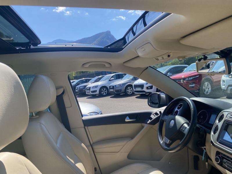 Photo 5 de l'offre de VOLKSWAGEN TIGUAN 2.0 TDI 140CH FAP CARAT 4MOTION TIPTRONIC à 9490€ chez Help car