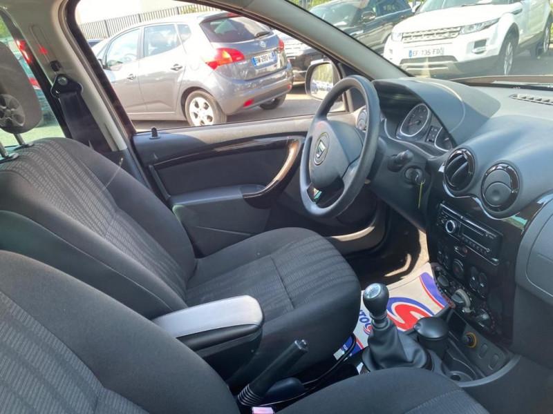 Photo 4 de l'offre de DACIA DUSTER 1.5 DCI 110CH FAP AMBIANCE 4X2 à 9990€ chez Help car