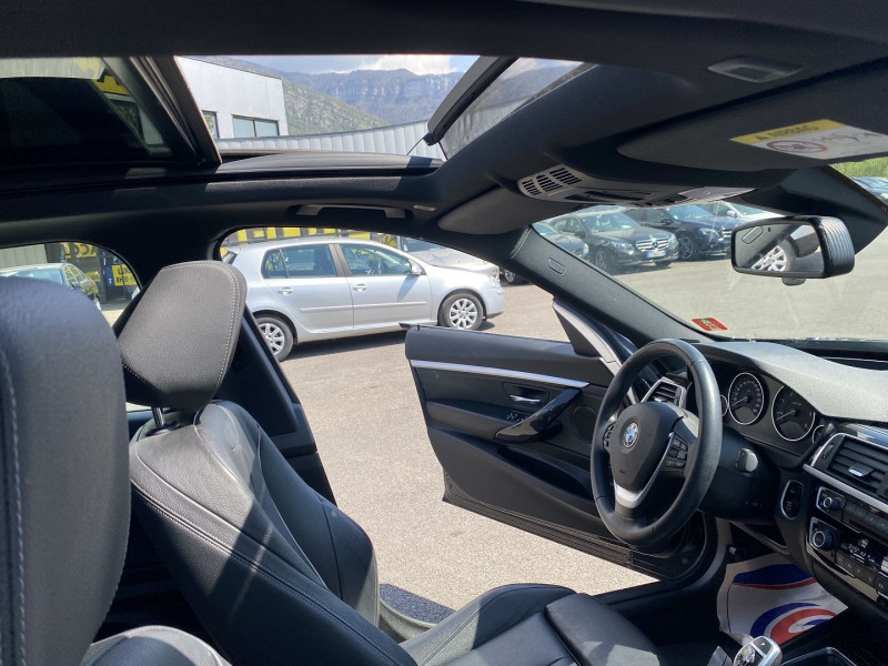 Photo 6 de l'offre de BMW SERIE 3 GRAN TURISMO (F34) 320DA XDRIVE 190CH LUXURY à 24990€ chez Help car