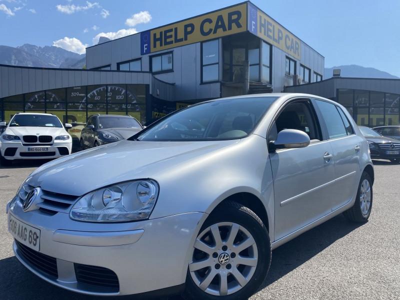 Volkswagen GOLF V 1.9 TDI 105CH CONFORT 5P Diesel GRIS C Occasion à vendre