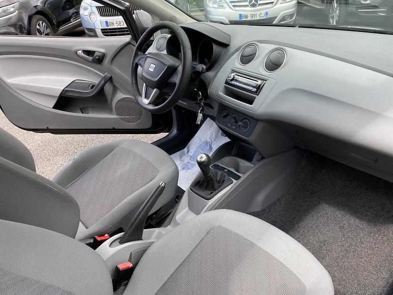 Photo 2 de l'offre de SEAT IBIZA 1.2 12V 70CH FRESH 3P à 4990€ chez Help car