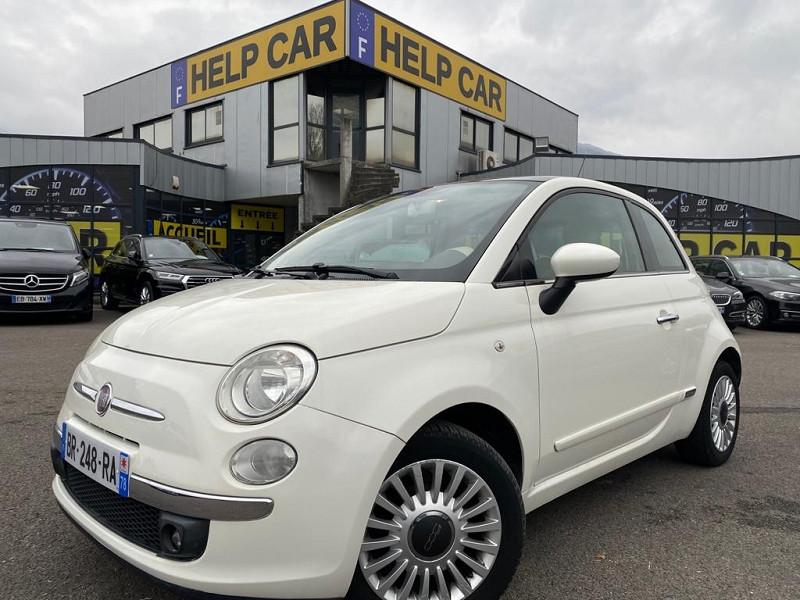 Photo 1 de l'offre de FIAT 500 1.2 8V 69CH S&S LOUNGE à 6990€ chez Help car