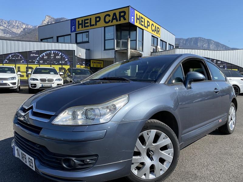 Photo 1 de l'offre de CITROEN C4 COUPE 1.6I 16V VTS à 4990€ chez Help car