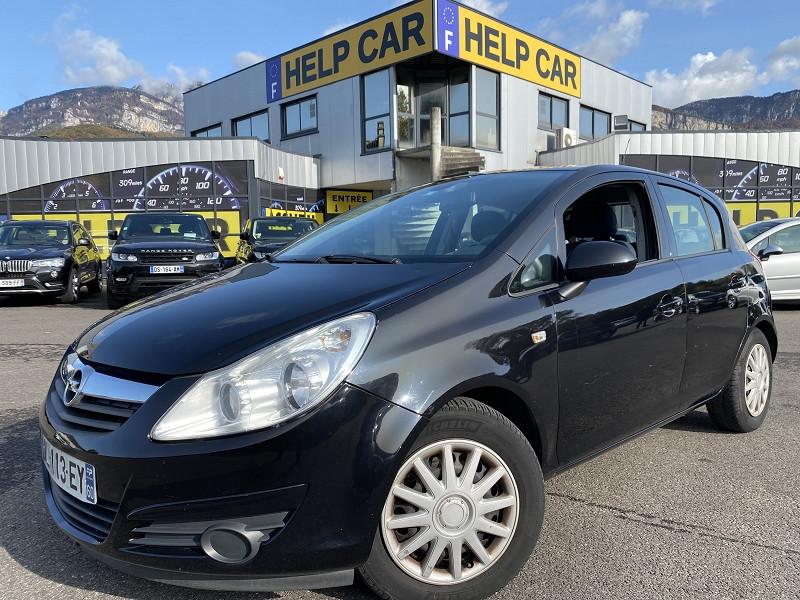 Opel CORSA 1.3 CDTI90 ENJOY EASYTRONIC 5P Diesel NOIR Occasion à vendre