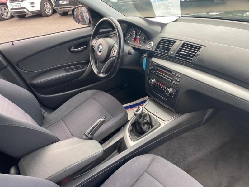 Photo 3 de l'offre de BMW SERIE 1 (E81/E87) 118D 143CH CONFORT 5P à 6490€ chez Help car