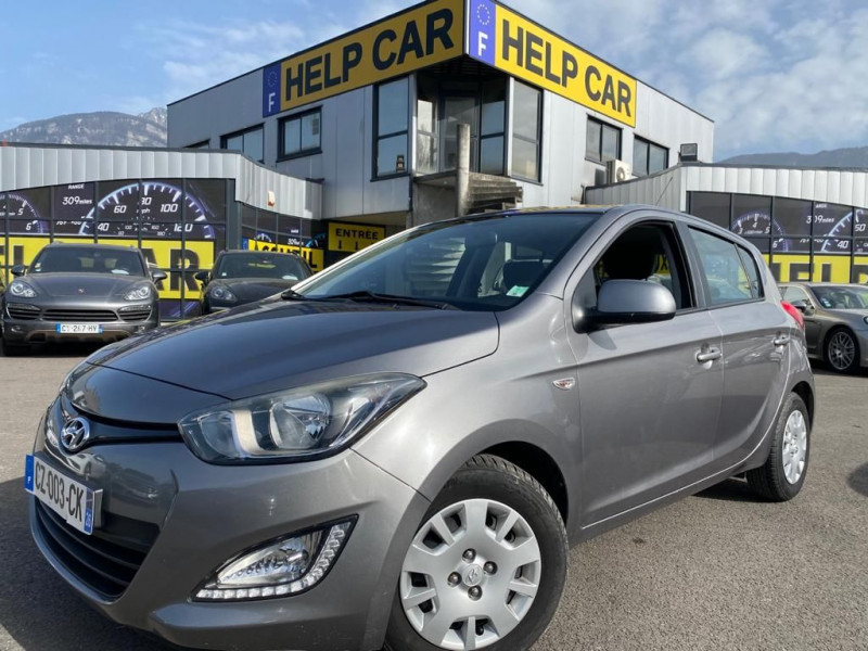 Photo 1 de l'offre de HYUNDAI I20 1.2 PACK INVENTIVE à 6990€ chez Help car