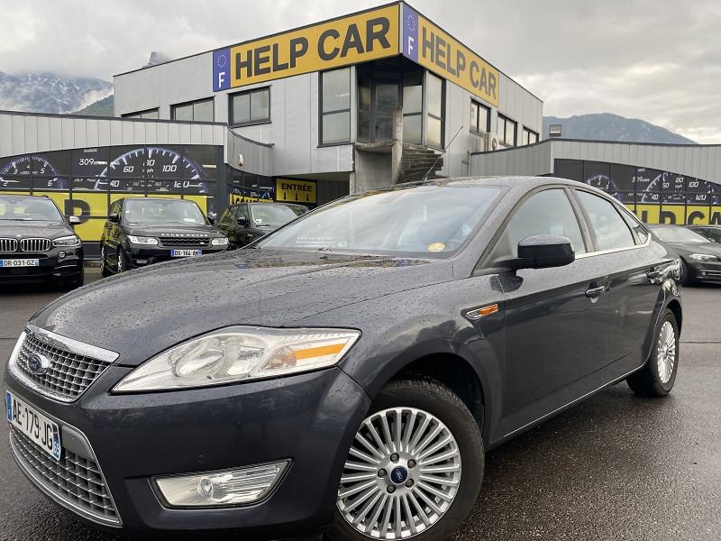 Ford MONDEO 1.8 TDCI 125CH TITANIUM X 5P Diesel GRIS F Occasion à vendre