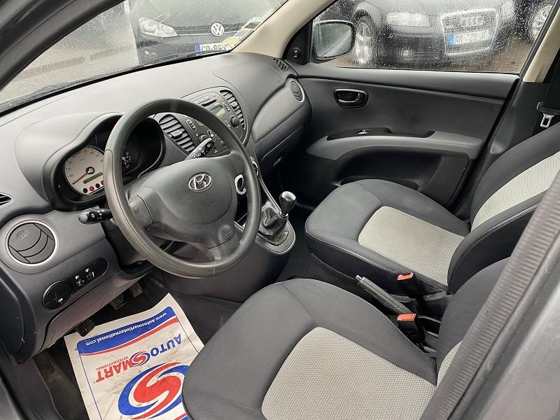 Photo 3 de l'offre de HYUNDAI I10 1.2 PACK CLIM à 4990€ chez Help car