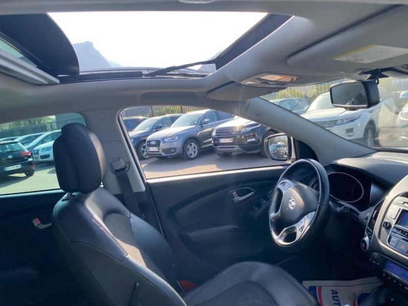 Photo 5 de l'offre de HYUNDAI IX35 1.7 CRDI PACK EDITION à 7990€ chez Help car