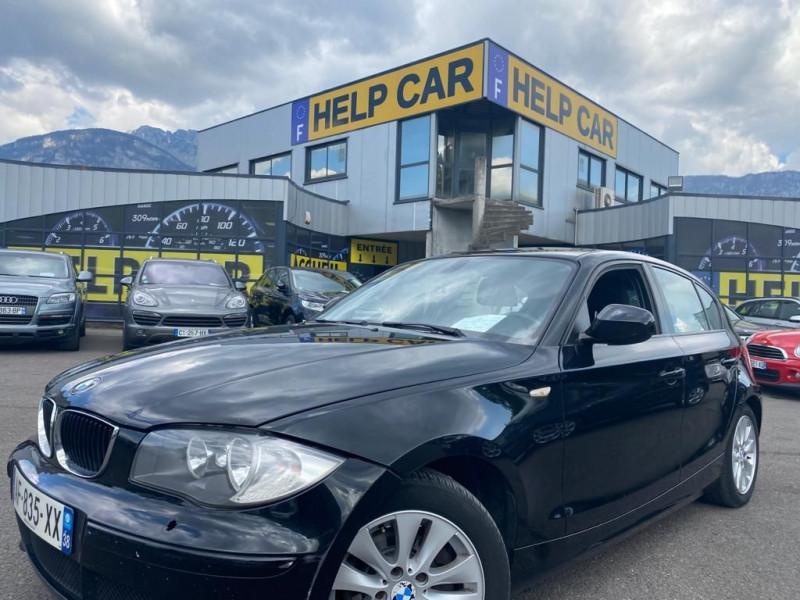 Photo 1 de l'offre de BMW SERIE 1 (E81/E87) 118D 143CH CONFORT 5P à 6490€ chez Help car