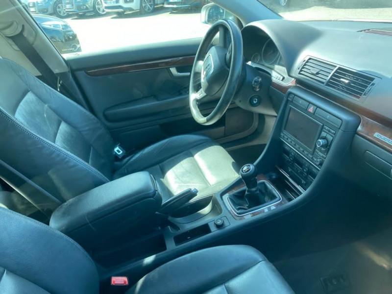 Photo 3 de l'offre de AUDI A4 2.0 TDI 140CH DPF AMBITION LUXE QUATTRO à 6990€ chez Help car