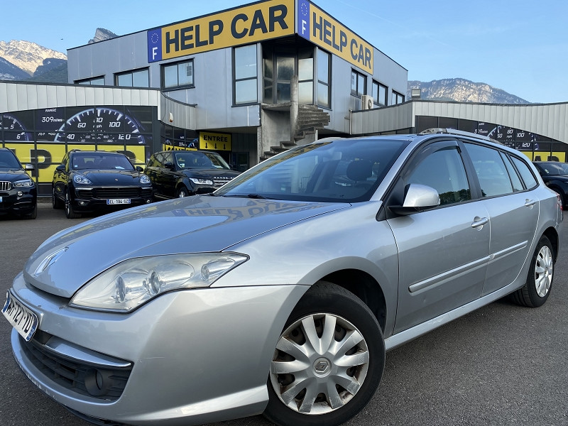 Photo 1 de l'offre de RENAULT LAGUNA III ESTATE 2.0 DCI 150CH EXPRESSION à 4990€ chez Help car
