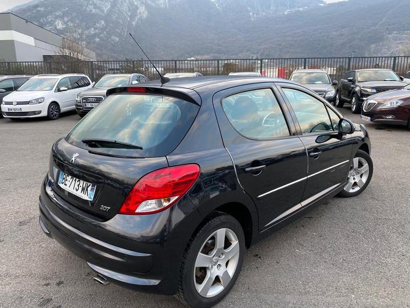 Photo 3 de l'offre de PEUGEOT 207 1.6 HDI112 FAP PREMIUM 5P à 5990€ chez Help car