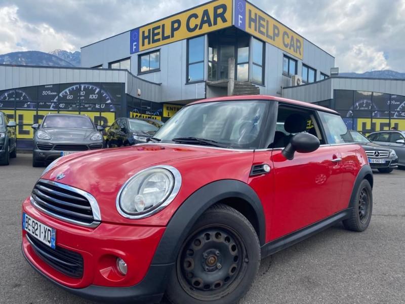 Mini MINI ONE D 90CH Diesel ROUGE Occasion à vendre
